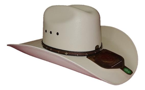 Sombrero Vaquero Tombstone Color Natural Horma Este Oeste