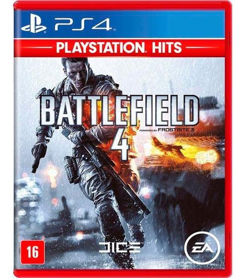 Battlefield 4 - Dublado - Midia Fisica Original Lacrado Ps4