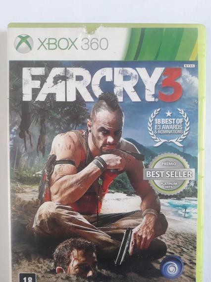 Farcry 3 Xbox 360 Original Em Midia Fisica