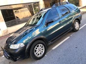 Fiat Palio Weekend Adventure 1.6 16v, Hjp1452
