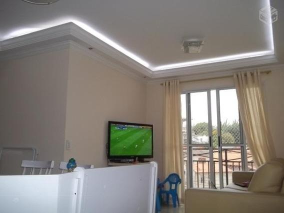 Vendo Lindo Apartamento No Residencial Excelence, Retiro Em Jundiaí, Dois Quartos. - Ap00008 - 2451631