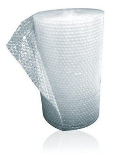 Rollo Plástico Burbuja Grande Poliburbuja 1.22m X 61m