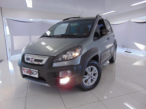 Fiat Idea Adventure 1.8 8v(flex) 4p 2014