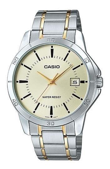 Relógio Casio Feminino Ltp-v004sg-9audf