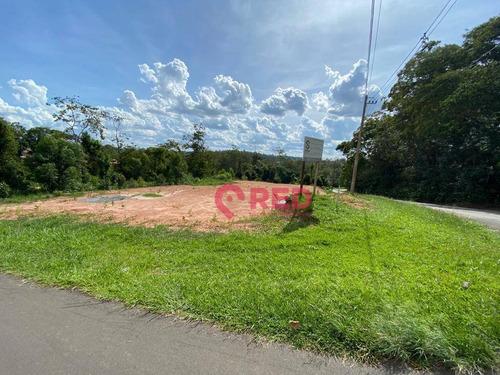 Belo Terreno No Condomínio Terras São José Em Itu - Te0263