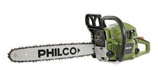 Motosierra Philco 52cc 1800w 3000rpm 2t Envio Gratis!