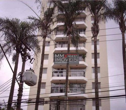 Imagem 1 de 20 de Apartamento Com 2 Dormitórios À Venda, 60 M² Por R$ 430.000,00 - Santana (zona Norte) - São Paulo/sp - Ap0936