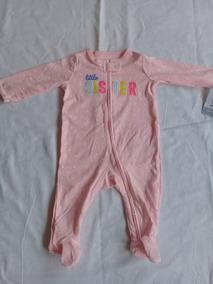 Macacão Pijama Infantil Bebê Carters Importado Original