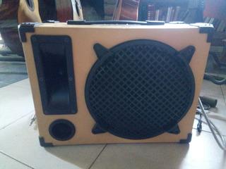 Amplificador Multifunción Vergara 20w-4 Canales.
