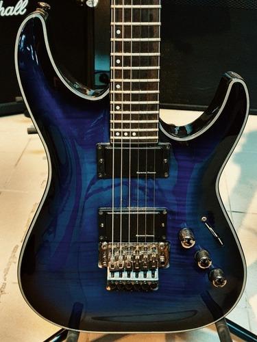 Imagen 1 de 7 de Guitarra Schecter Blackjack Sls C-1 A Fr Con Estuche Shecter
