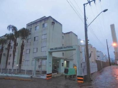 Apartamento Para Venda Em São João Batista, Centro, 2 Dormitórios, 1 Banheiro - Ap114