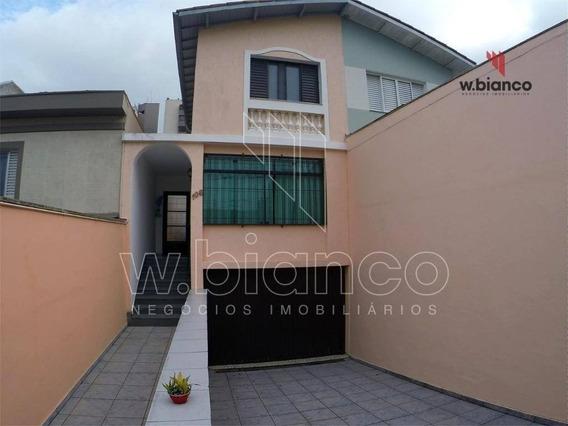 Selecione Residencial À Venda, Jardim Hollywood, São Bernardo Do Campo. - So0439