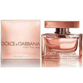 Dolce Venezuela Perfumes Libre The Rose One Perfume Gabbana En Mercado EIDH2YW9