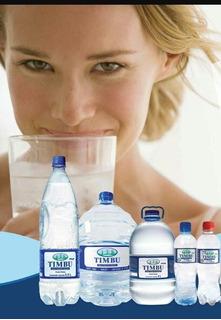 Agua Mineral Timbu 120 Unidades 500ml