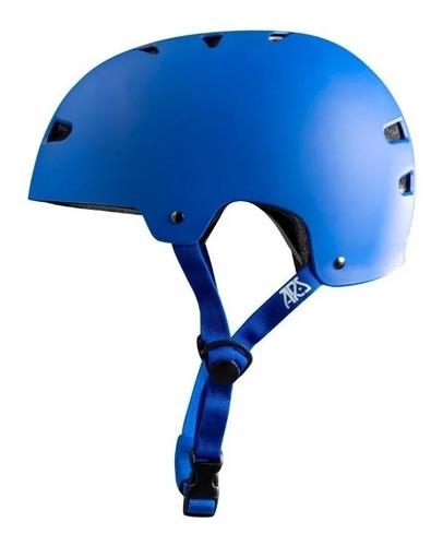 Capacete Ars Pro Azul P Skate Bike Patins Canoagem Vôo Livr