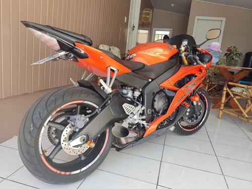 Yamaha Yzf R6 2009  Yzf R6 Limited