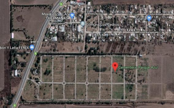 Parcela Cementerio Privado Parque Azul