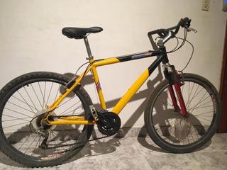Bicicleta Moutantrack 18vel.