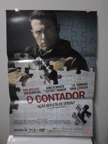 Poster O Contador - Frete: 8,00