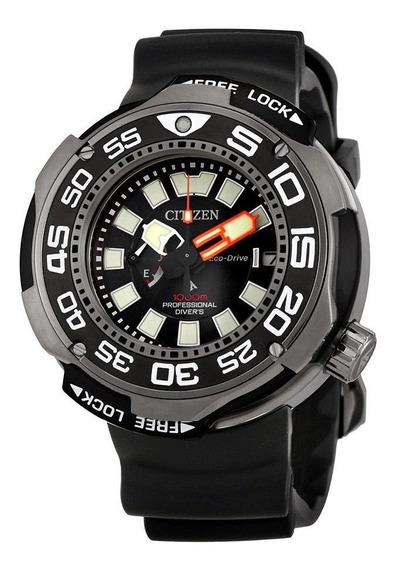 Citizen Promaster Aqualand Depth Meter Black Dial Bn7020-17e