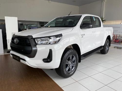 Toyota Hilux 2.7 Vvt-i Flex Cd Sr 4x2 Automático 0km2021