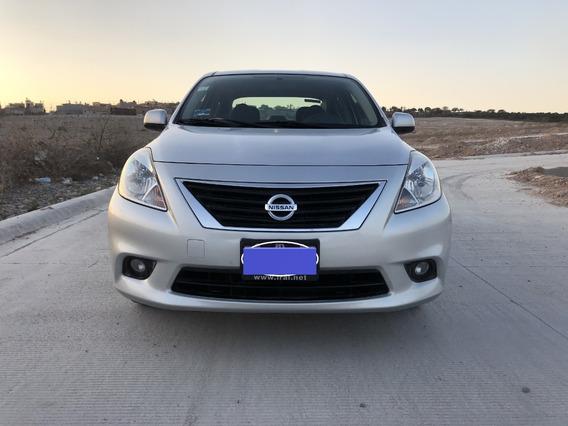 Nissan Versa 2012 Advance