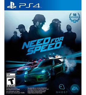 Need For Speed Playstation Sony / Makkax