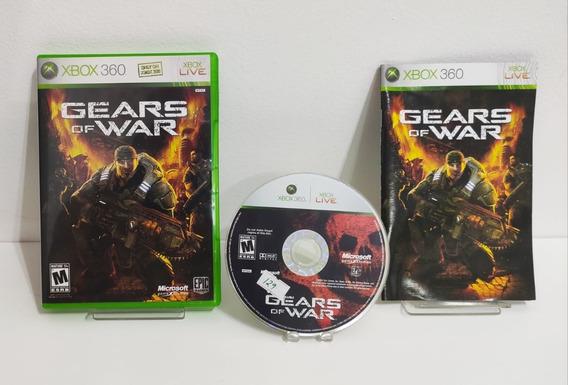 Gear Of Wars - Xbox 360 Original - Semi Novo