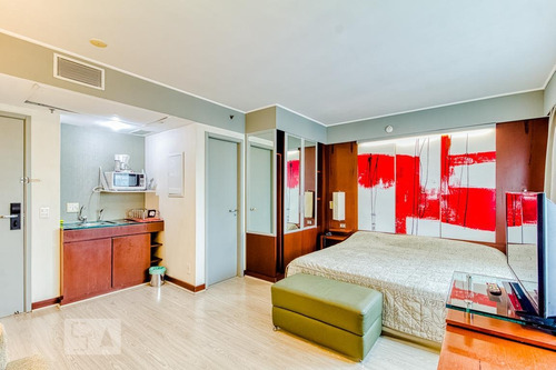 Apartamento À Venda - Moema, 1 Quarto,  35 - S893031701