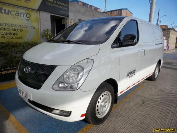 Hyundai H1 Van Carga