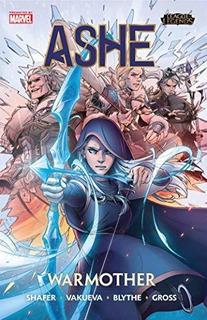 League Of Legends: Ashe - Warmother : Odin Austin Shafer