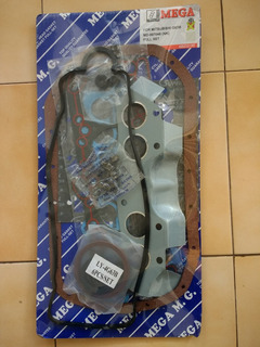 Juego De Empacadura Mitsubishi Panel L300 L200 2.0 Carburada