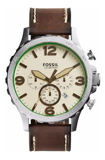 Reloj Fossil Hombre Jr1496 Agente Oficial Envio Gratis