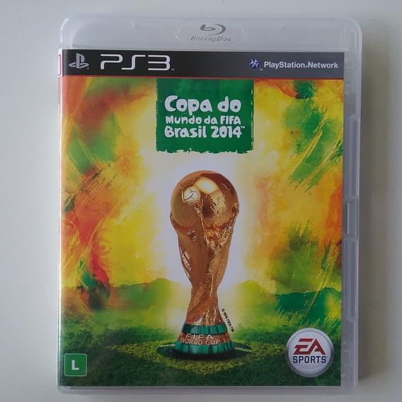 Copa Do Mundo Fifa Brasil 2014 Ps3 M. Física Dublado Ótimo