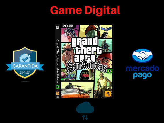 Gta San Andreas Envio Digital Pc