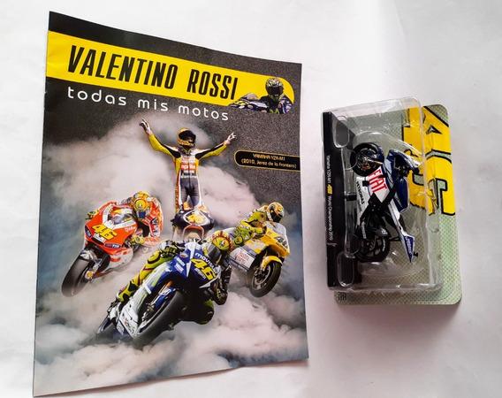 Valentino Rossi - Todas Mis Motos - N° 17 - Yamaha Yzr M1