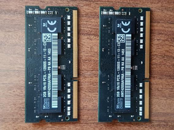 Memoria Ram 4gb (2x2) Macbook Pro 13