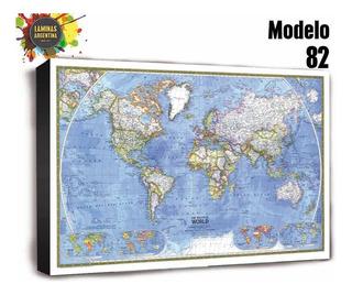 Mapas De Argentina Para Colgar En Mercado Libre Argentina