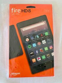 Tablet Amazon Fire Hd8 16gb 8ª Geração C/alexa