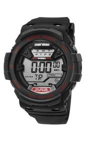 Relógio Mormaii Masculino Esportivo Digital 100m Mo3500a/8r