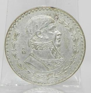 Moneda Morelos $1 Un Peso México