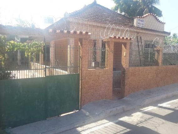 Casa Residencial Em Rio De Janeiro - Rj, Sepetiba - Ca00710