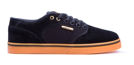 Tênis Hocks Montreal Black Gum