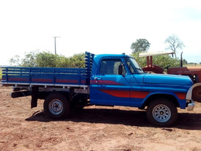 Camionete F 100 Ano 74 Motor A Diesel Perkins