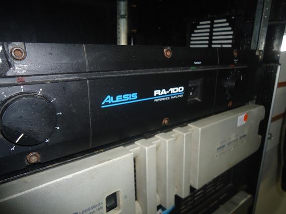 Amplificador De Potencia Para Estúdio Alessis Classe A