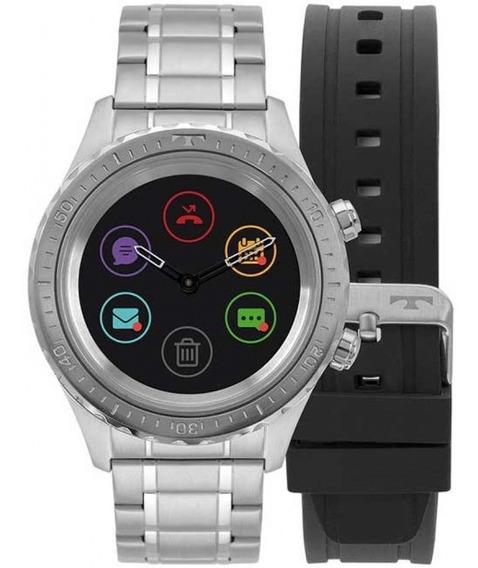 Relógio Technos Connect Duo P01aa/1p Bluetooth