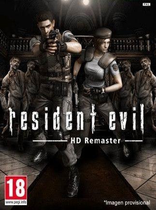 Resident Evil 1 - Troféu De Platina (ps4)