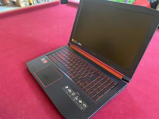 Acer Nitro 5 Ryzen 5 2500u 8gb Rx 560x 1tb Hdd + 128gb Sdd