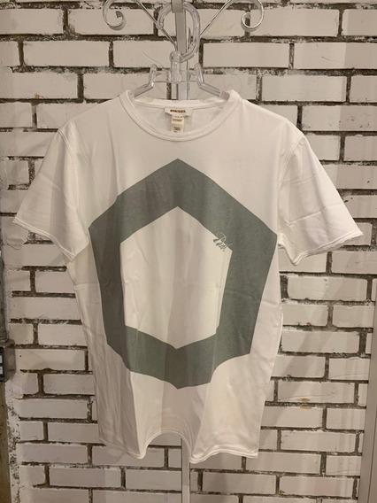 Camiseta Diesel Masculino Branco