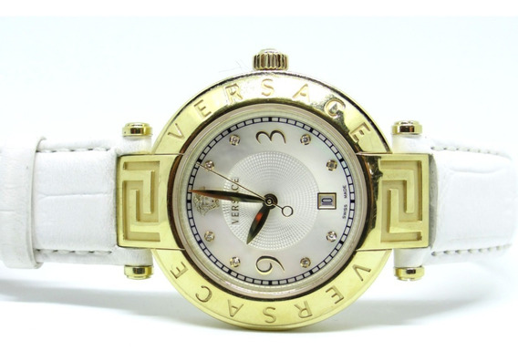 Reloj Versace Original Para Dama Como Nuevo Autentico $12000
